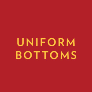 Uniform Bottoms