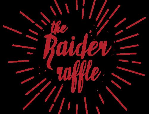 Raider Raffle Classroom Competition Winners